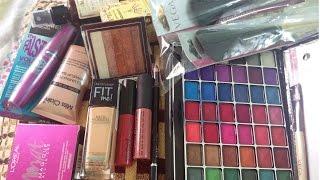 Mumbai Makeup and beauty Shopping Haul