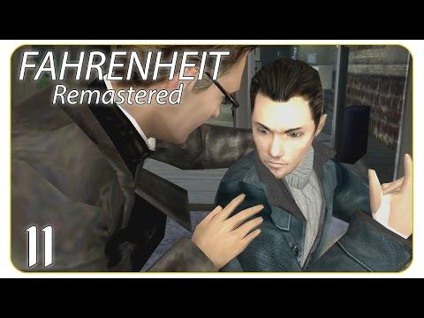 Das Verhör beginnt #11 Fahrenheit (Indigo Prophecy) Remastered - Let's Play