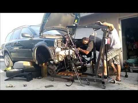 Видео Ремонт двигателя вольво
