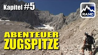 Abenteuer Zugspitze - Höllental-Klettersteig (Doku #5) - Höllentalferner Gletscherüberquerung