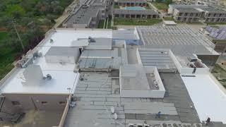 ALCHIMICA's Bitumen Membrane Refurbishment & Protection system based on HYPERDESMO®