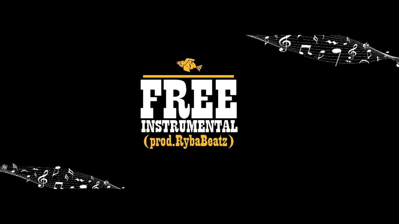 Ryba Beatz FREE INSTRUMENTAL // 100 bpm // rap hip hop
