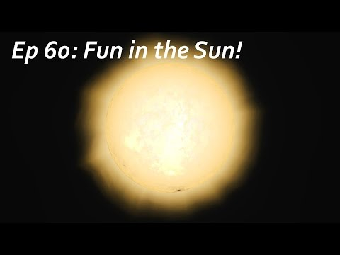 Fun in the Sun! - KSP/MKS - Multiplanetary Species Episode 60