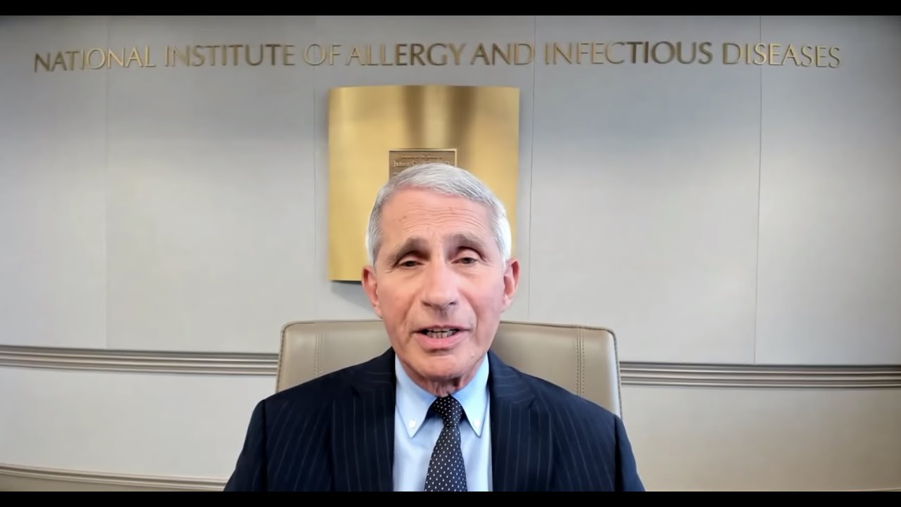 'I am in a risk category': Fauci explains why he won't be getting on a ...