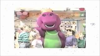Barney & Friends Happy Birthday Barney Ending Credits