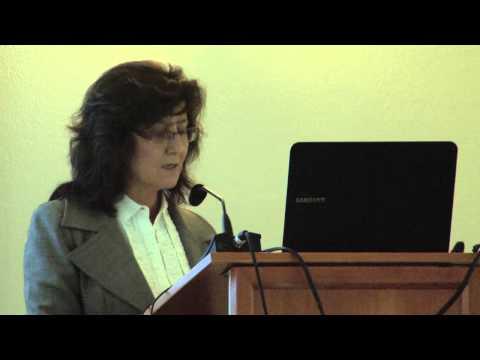 Berlin 04: Maria Luisa Silva Mejias - Executive Secretary and Coordinator Barcelona Convention
