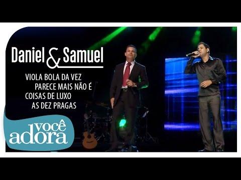 Daniel & Samuel - Pot Pourri de Viola Ao Vivo em Goiânia - A História Continua Vídeo