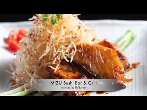 Mizu Sushi Bar & Grill    San Jose, Ca