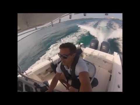 GoPro Yachting Fun with Emile Kotze Below Deck! OUTDOOR OFFICE OWN IT!