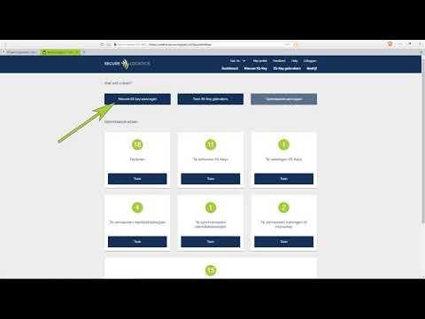 secure online uitleg