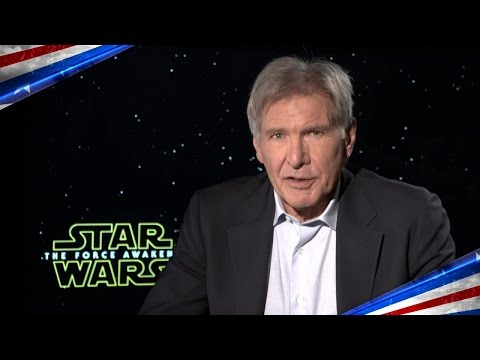 """Star Wars"" Icon Harrison Ford Delivers A Message For The Troops"