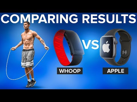 Apple Watch VS Whoop: Are They Worth It?
