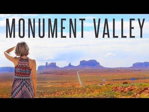 モニュメントバレーへの道☆ Our trip to Monument Valley!〔#640〕【🇺🇸横断の旅 52】