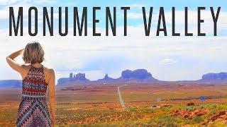 モニュメントバレーへの道☆ Our trip to Monument Valley!〔#640〕【🇺🇸横断の旅 52】 thumbnail