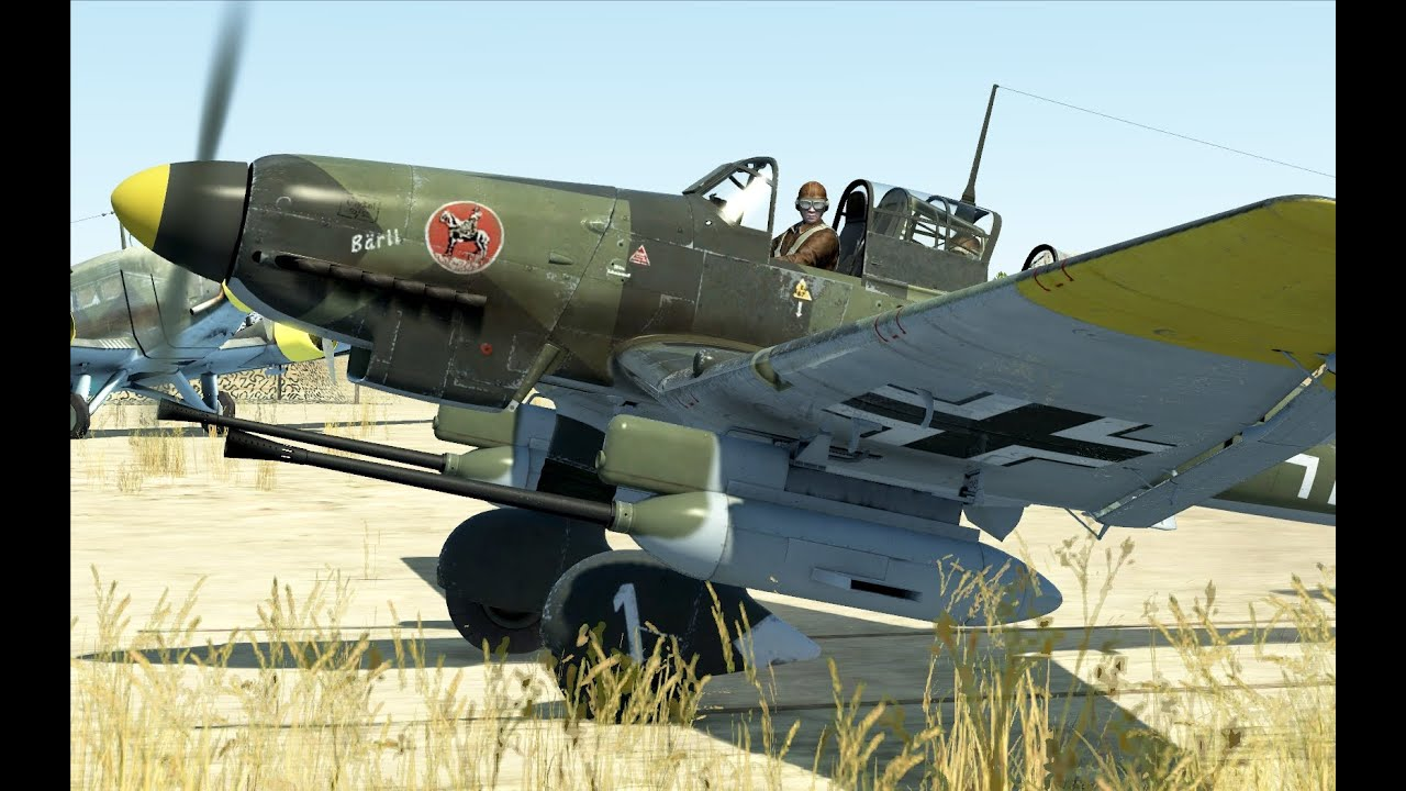 Il 2 Battle Of Stalingrad Ju 87 G Kanonenvogel Modified