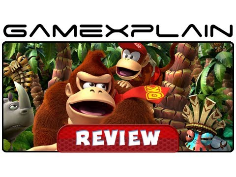 Donkey Kong Country Returns 3D - Video Review (Nintendo 3DS)