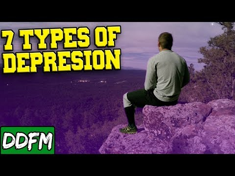 7 Common Types of Depression Disorders