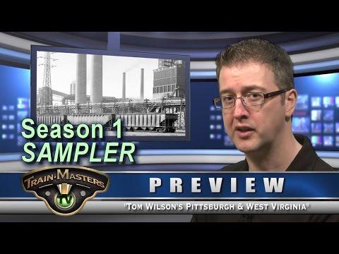 TrainMasters TV - Season 1 Sampler disk preview