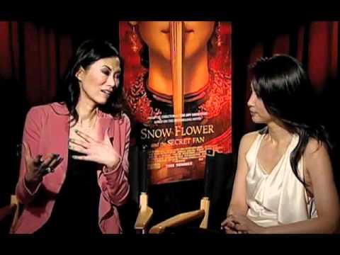 Tribute.ca Interview with Li Bing Bing and Wendi Murdoch