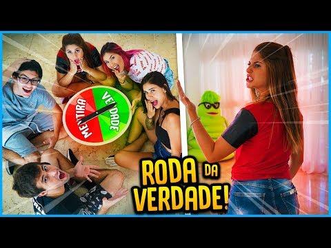 FOMOS BRINCAR DE RODA DA VERDADE E ACABOU DANDO RUIM!! [ REZENDE EVIL ]