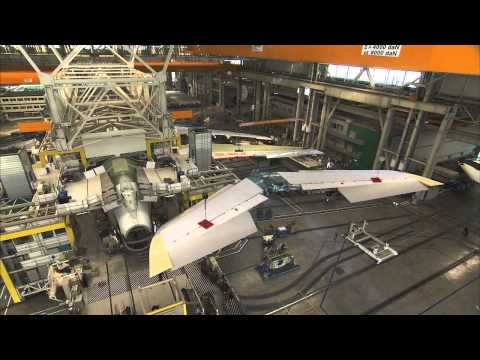 Etihad Airways A380: Production (Episode 1)