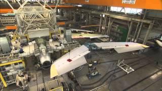 Etihad Airways A380: Production (Episode 1)