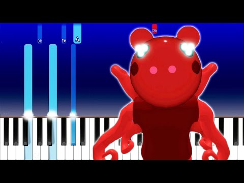 Pictures Of Roblox Piggy Parasee Piggy Roblox Daisy Theme Piano Tutorial Easy Skachat S 3gp Mp4 Mp3 Flv