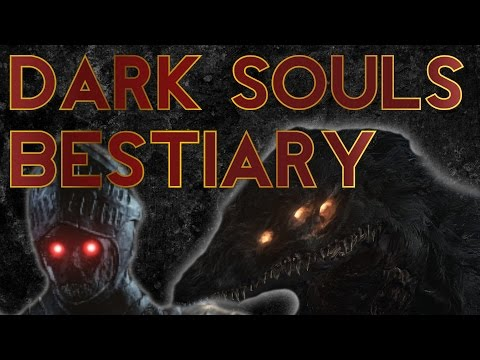 Dark Souls 3 - Bestiary
