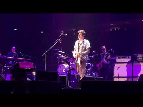 I Guess I Just Feel Like - John Mayer (Singapore, April 1st 2019)