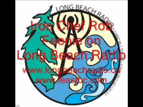 Iron Chef Rob Feenie On Long Beach Radio