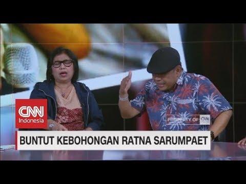 Buntut Kebohongan Ratna, Eggi Sudjana: Ratna Sarumpaet Harus Jadi Tersangka