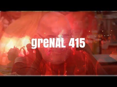 Com a benção de Xuxu - greNAL 415 - Inter 2 X 0