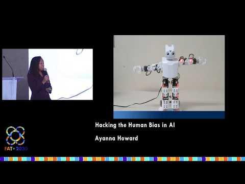 Ayanna Howard – Hacking the Human Bias in AI