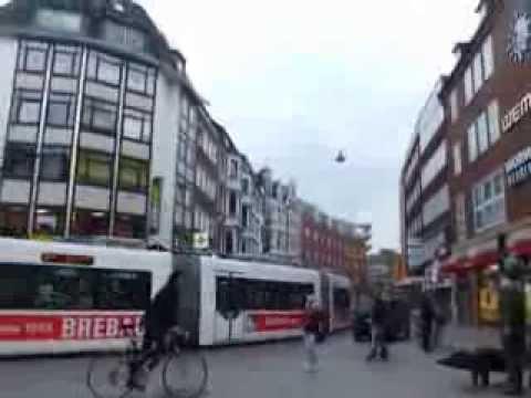 In Bremen Bummel über dem Markt,Böttcherstraße ,die Fußgängerzone und zum Bahnhof 2013