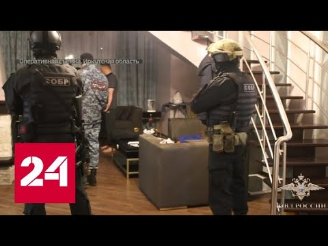 В Иркутской области задержали банду, занимавшуюся контрабандой древесины - Россия 24