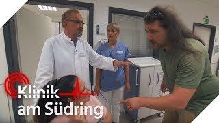 Schmerzen in der Brust - Mann verbietet Behandlung | Klinik am Südring | SAT.1 TV