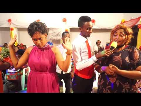 LIVE |  VICTOR ANOINTING , WITH PROPHETESS ESTHER BUKUKU, FROM PMIC DAR ES SALAAM BRANC, 17/01/2018.