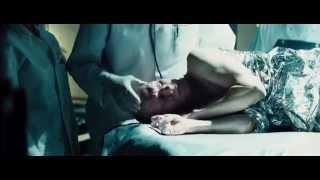 Birth of a Human clone-The Island film scene