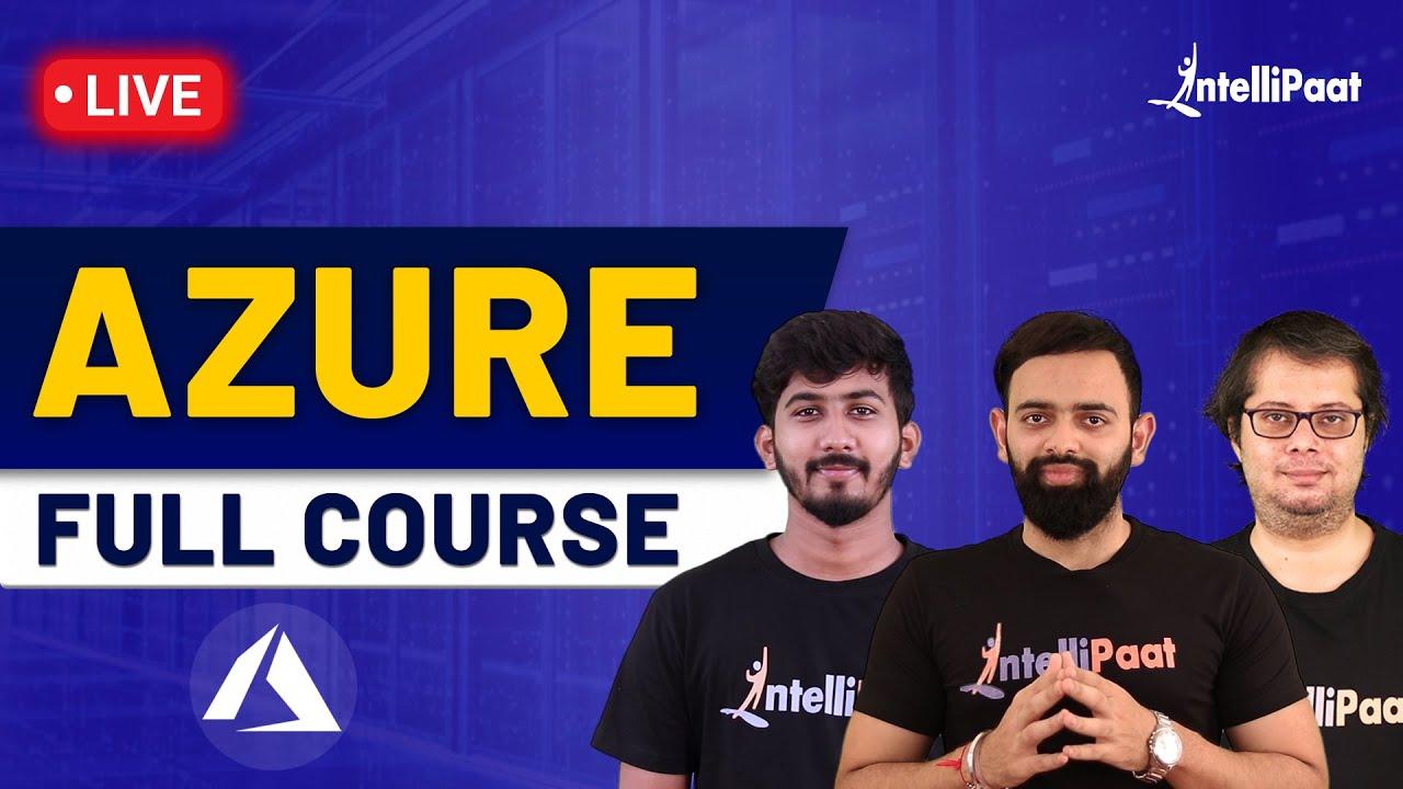 Azure Training | Azure Course | Microsoft Azure Tutorial | Azure Tutorial for Beginners