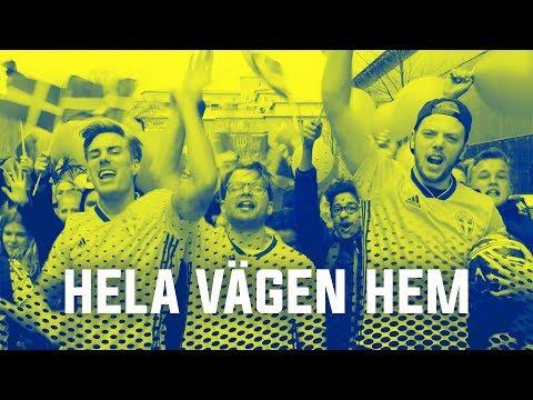 JLC - HELA VÄGEN HEM (VM-LÅTEN 2018)