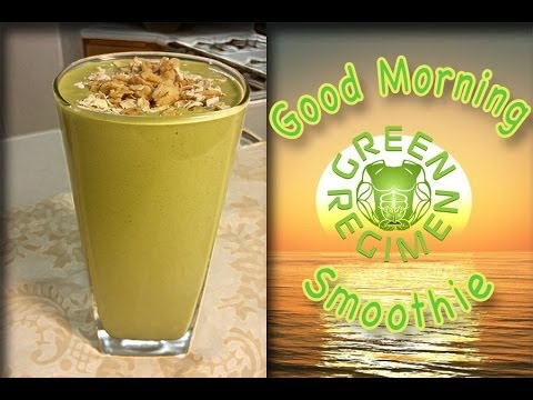 Start Your Day With This Healthy Breakfast Good Morning Smoothie