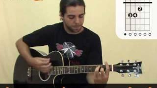 Sinônimos - Chitãozinho & Xororó (aula de violão simplificada)