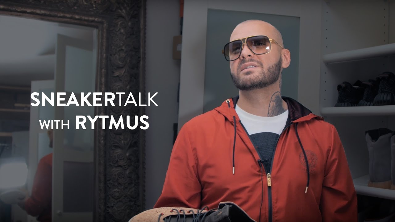 Download Sneakertalk with Rytmus