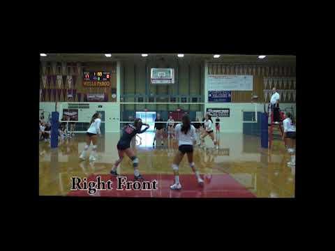 Elizabeth Canon Campolindo High School Varsity Highlights 2018