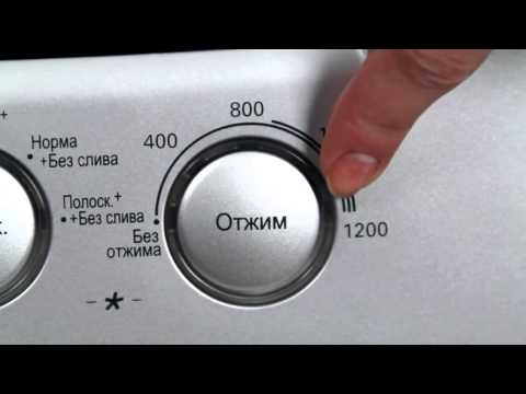 Видеообзор стиральной машины LG F1281TD5