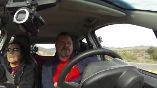 Robert & Gloria drive U.S. Route 93 South, Arizona, 19 December 2015, GP070630