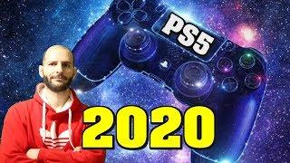 ¡BOMBAZO: PLAYSTATION 5 FINALMENTE SE VA A 2020! - Sasel - Sony - Ps4 - Ps5 - noticias