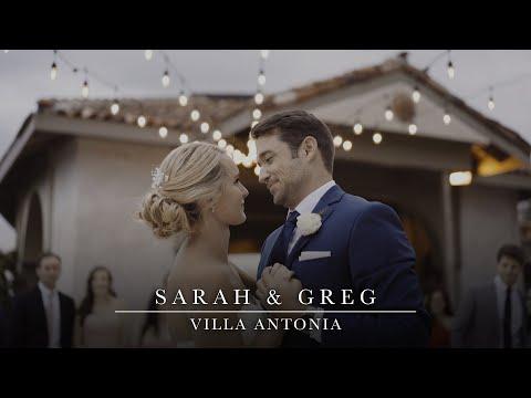 Sarah & Greg