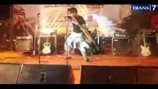 Revolt Inside - School Nirvana Cover (Live Kepri Mall Batam).flv