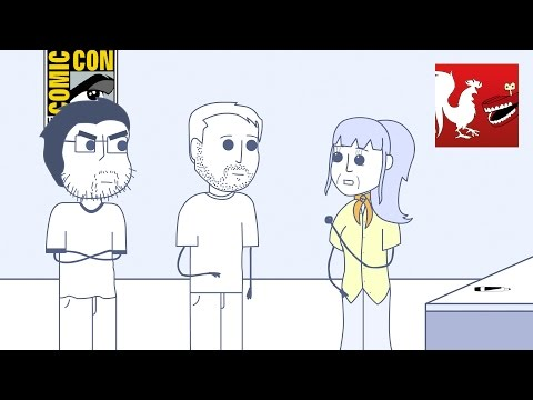 Rooster Teeth Animated Adventures - Matt Meets Lois Lane